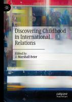 Discovering Childhood in International Relations PDF