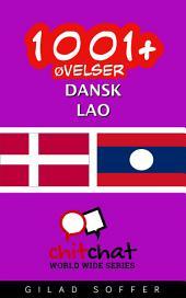 1001+ Øvelser dansk - Lao