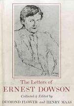 The Letters of Ernest Dowson