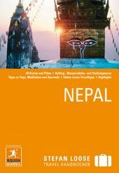 Stefan Loose Reiseführer Nepal: Ausgabe 3