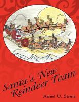 Santa s New Reindeer Team PDF