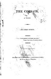 The Corsair,: A Tale