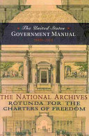The United States Government Manual 2009-2010