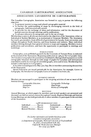 Cartographica PDF
