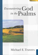 Encountering God in the Psalms