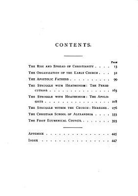 From Jerusalem to Nicaea PDF