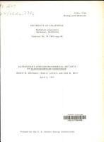 Ultraviolet induced Biochemical Mutants of Saccharomyces Cerevisiae PDF