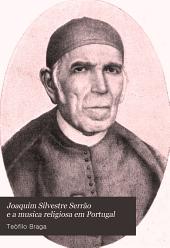 Joaquim Silvestre Serrão e a musica religiosa em Portugal