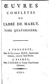 Oeuvres complètes: Volume14