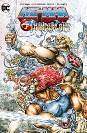 He-Man/Thundercats: Issues 1-6
