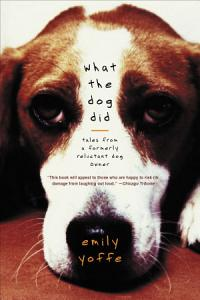 What the Dog Did Book