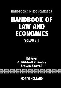 Handbook of Law and Economics PDF