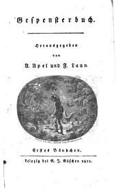 Gespensterbuch: Band 1