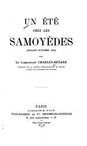 Un été chez les Samoyèdes (juillet-octobre, 1914)