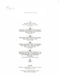 Labor s Heritage PDF