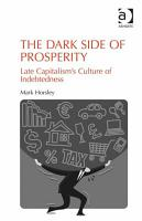 The Dark Side of Prosperity PDF