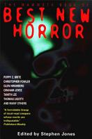 The Mammoth Book of Best New Horror 13 PDF