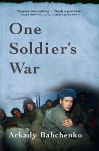 One Soldier s War Book