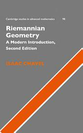 Riemannian Geometry: A Modern Introduction, Edition 2