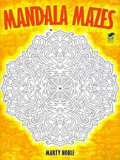 Mandala Mazes PDF