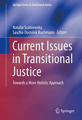 Current Issues in Transitional Justice PDF