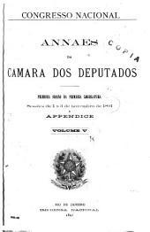 Anais: Volume 5