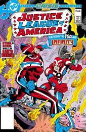 Justice League of America (1960-) #244