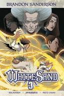 Brandon Sanderson s White Sand Volume 3  Signed Limited Edition