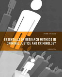 Essentials Of Research Methods In Criminal Justice And Criminology Book PDF