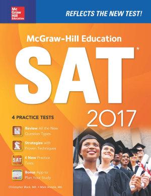 McGraw Hill Education SAT 2017 Edition