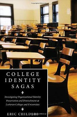 College Identity Sagas PDF