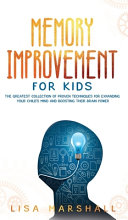 Memory Improvement For Kids