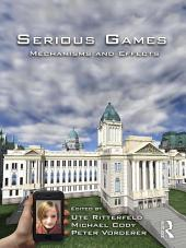 Serious Games: Mechanisms and Effects