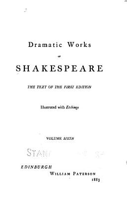 Dramatic Works of Shakespeare PDF