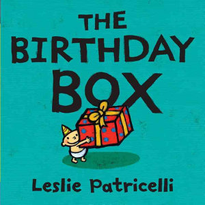 The Birthday Box Book