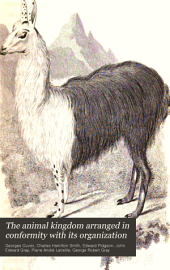 The animal kingdom arranged in conformity with its organization: Volume 4
