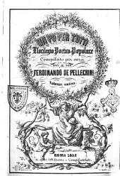 Un po' per tutti florilegio poetico-popolare compilato per cura di Ferdinando De Pellegrini