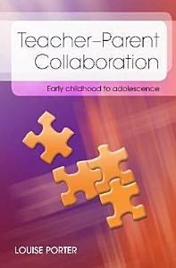 Teacher parent Collaboration Book