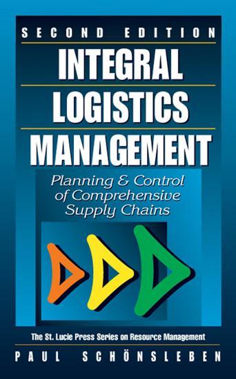 Integral Logistics Management PDF