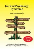 Gut and Psychology Syndrome PDF