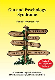 Gut and Psychology Syndrome Book