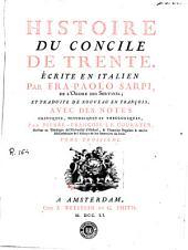 Histoire du Concile de Trente, 3
