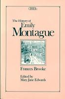 History of Emily Montague PDF