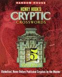 Henry Hook s Cryptic Crosswords PDF