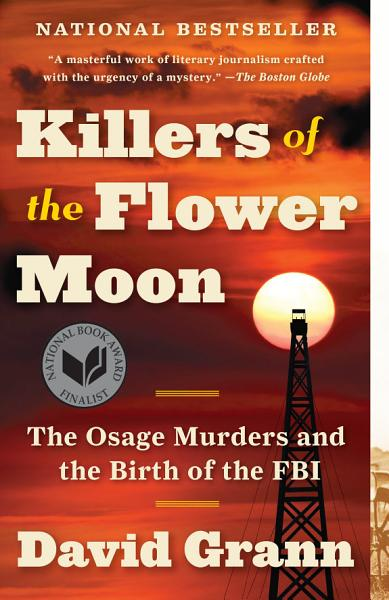 Download Killers of the Flower Moon Book
