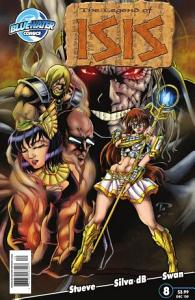 Legend of Isis  Volume  2 issue  8 Book