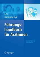 F  hrungshandbuch f  r   rztinnen PDF