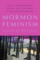 Mormon Feminism PDF