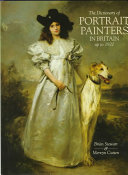 The Dictionary of Portrait Painters in Britain Up to 1920 PDF