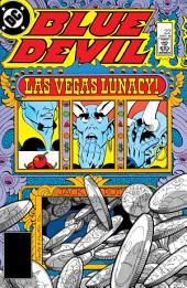 Blue Devil (1984-) #22